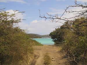 Access Road to Malena