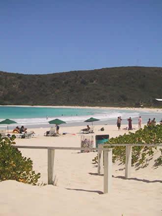 A Sunny Day On Flamenco Beach Culebra